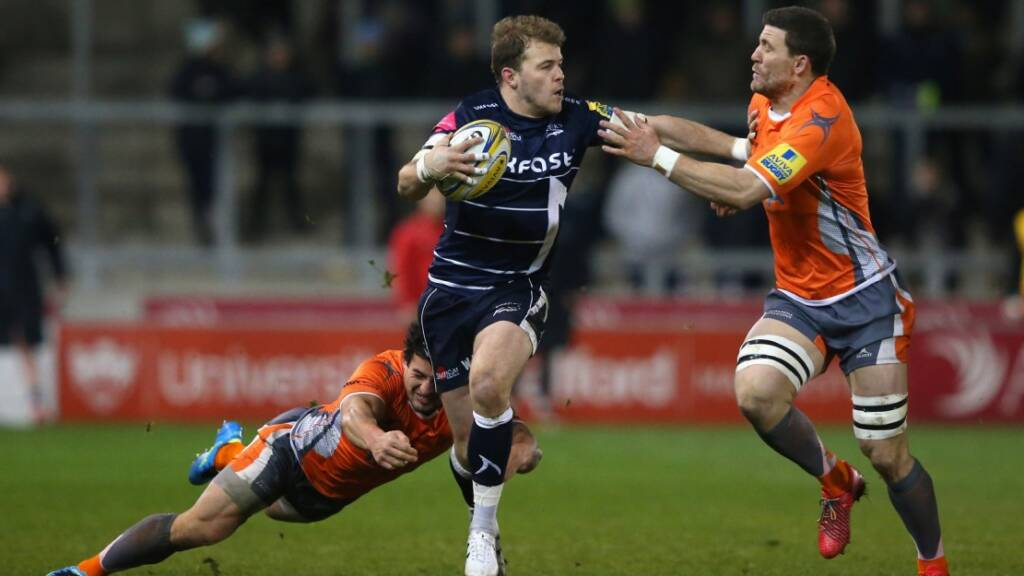 Match Report: Sale Sharks 26 Newcastle Falcons 24