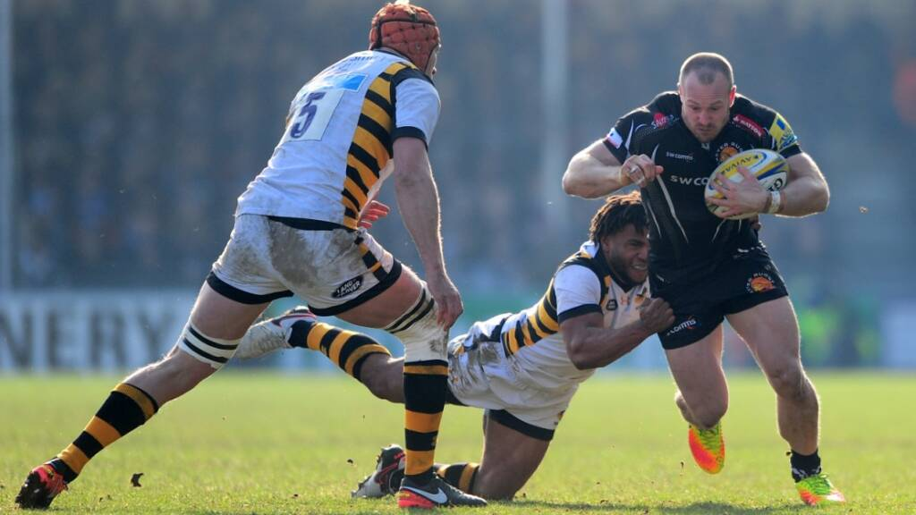 Match Report: Exeter Chiefs 35 Wasps 35