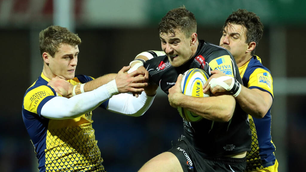 Round 15: Worcester Warriors v Exeter Chiefs