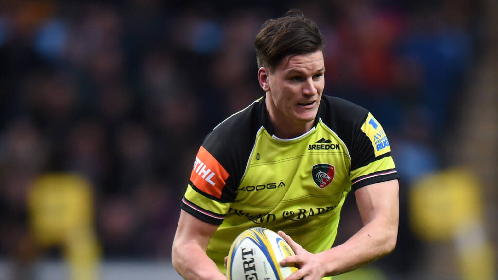 Freddie Burns joins Bath Rugby for 2017/18 season