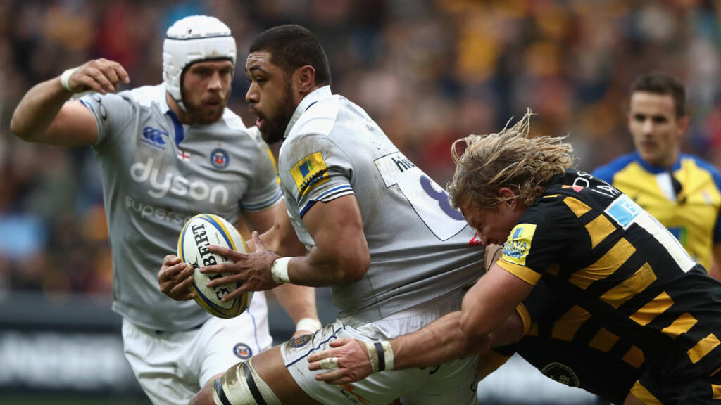 Faletau returns for Bath Rugby for visit of Harlequins