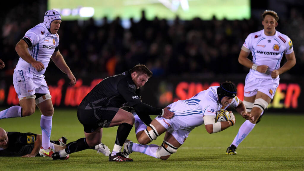 Exeter Chiefs' Mitch Lees wary of Worcester Warriors threat