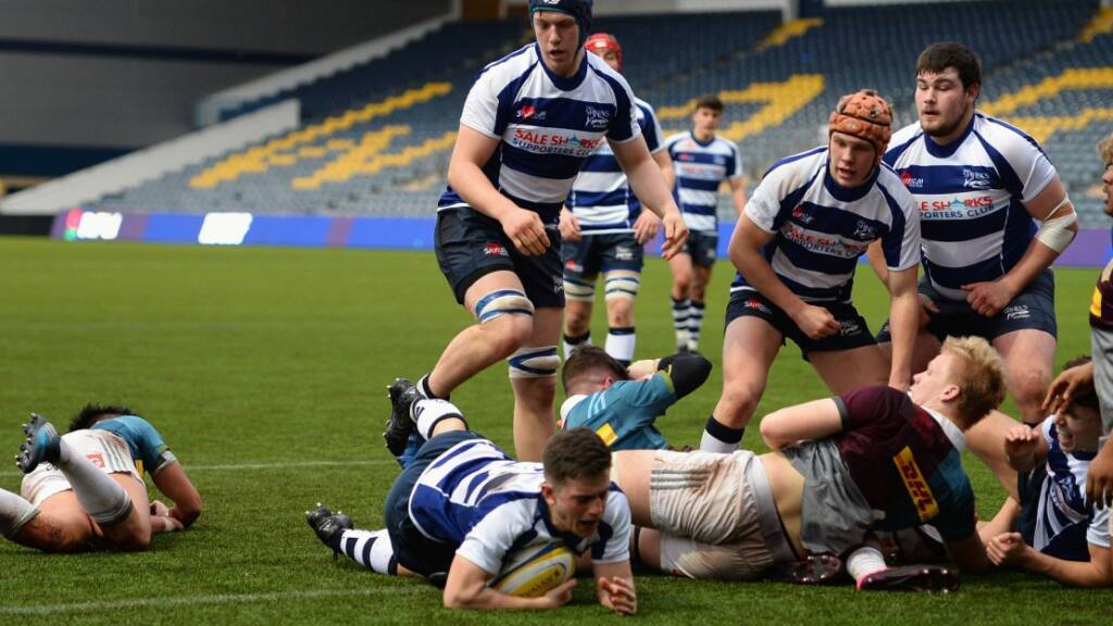 Under-18s Academy Finals Day – Reaction: Redpath proud of Sale Sharks display