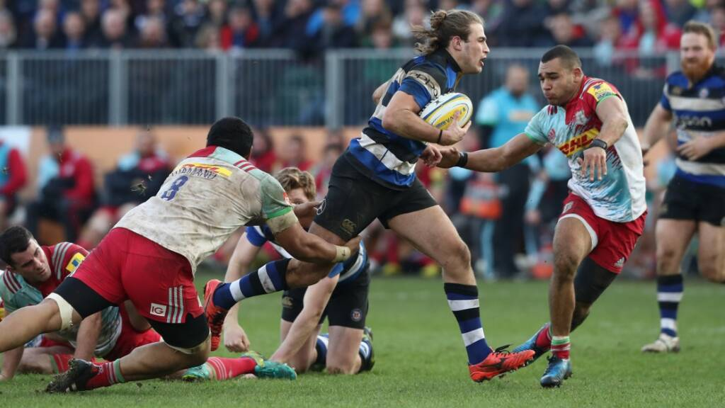 Match Report: Bath Rugby 22 Harlequins 12
