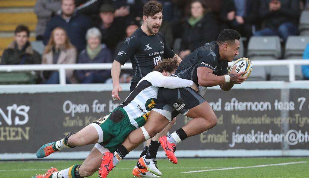 Match Report: Newcastle Falcons 46 Northampton Saints 31