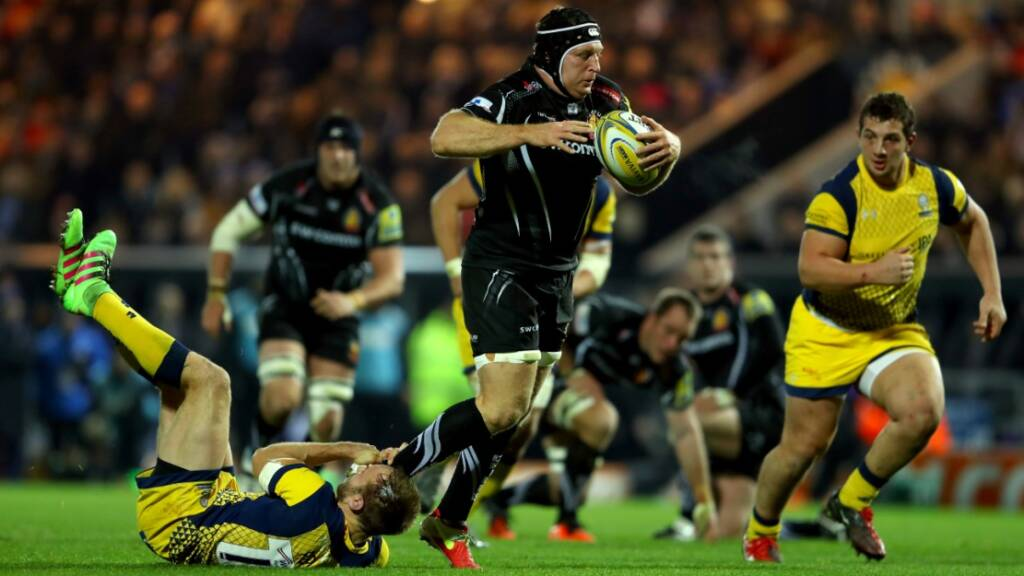Exeter Chiefs' Thomas Waldrom believes his side are well placed to target silverware this season