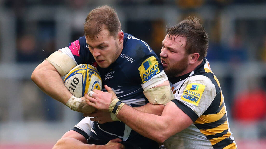 Sale Sharks v Wasps