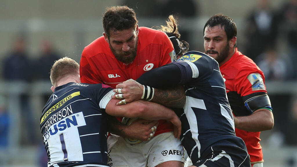 Saracens v Sale Sharks
