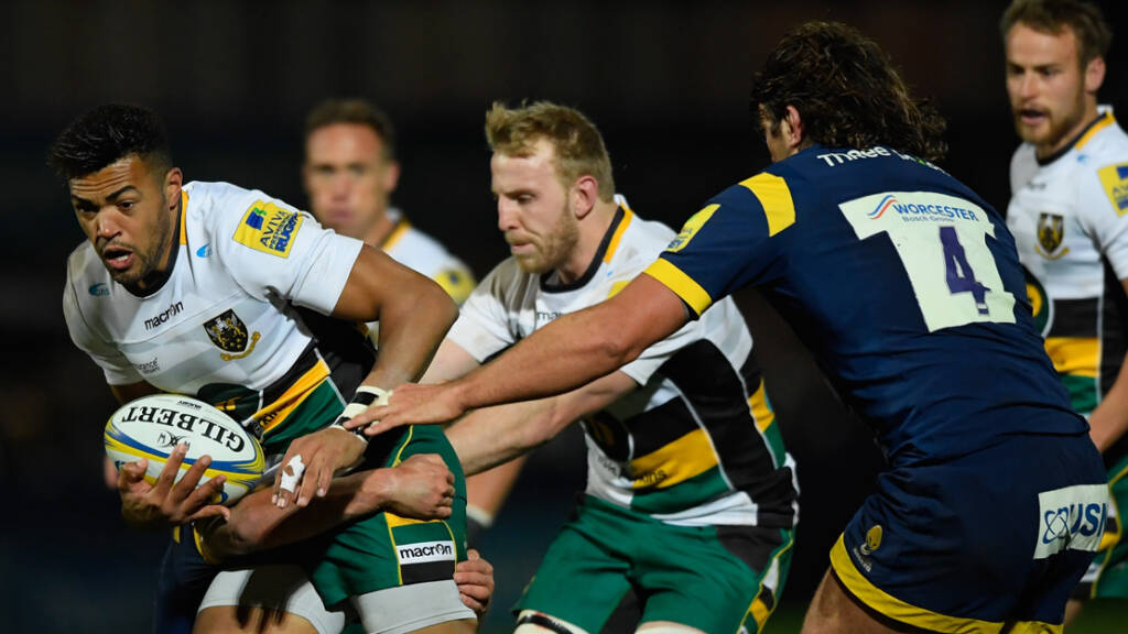Round 16 Preview: Northampton Saints v Worcester Warriors