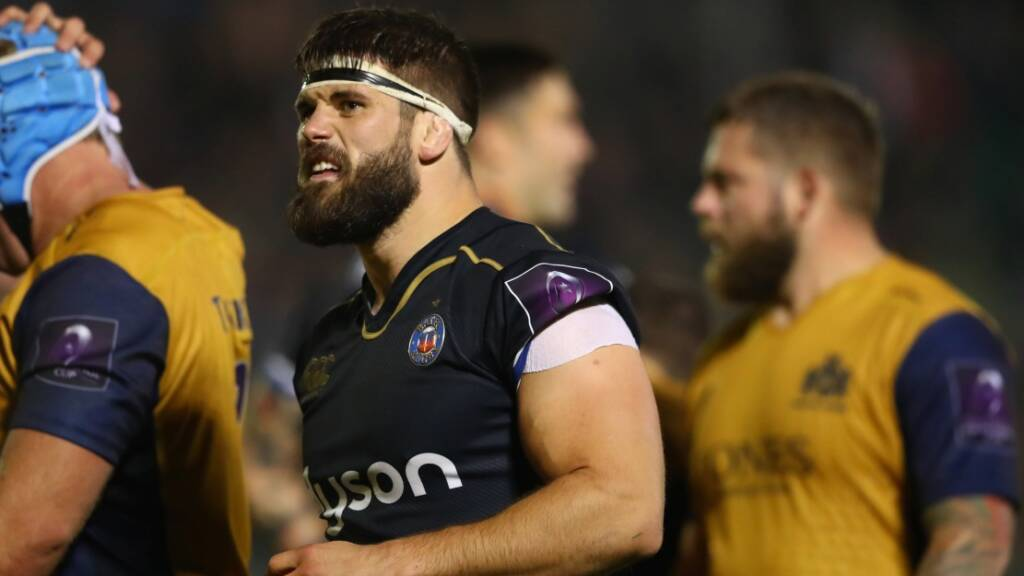 Guy Mercer relishing Bath Rugby's rigorous preparation this term