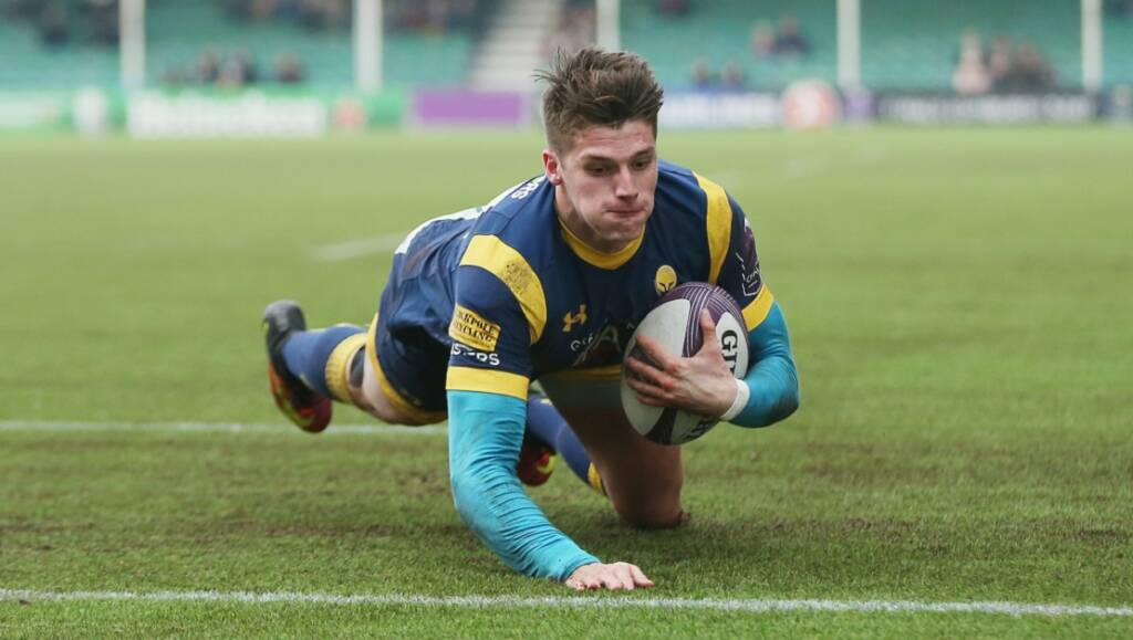 We'll expect a physical test against Saints, says Worcester's Ben Howard