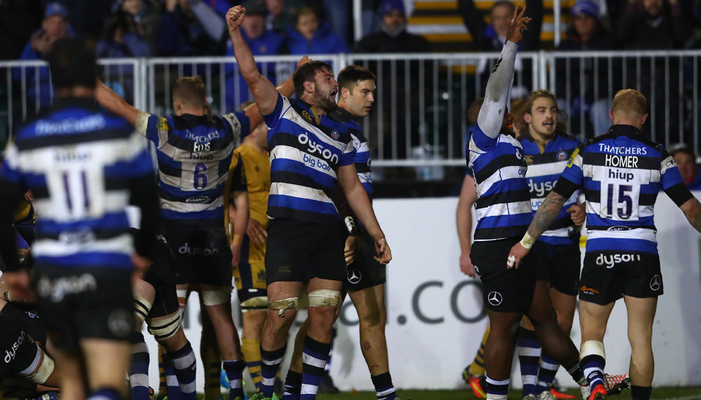 Bath Rugby surpass 40,000 ticket sales for The Clash