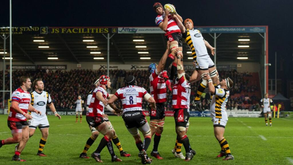 Symons wants Gloucester Rugby to kick-on against Wasps