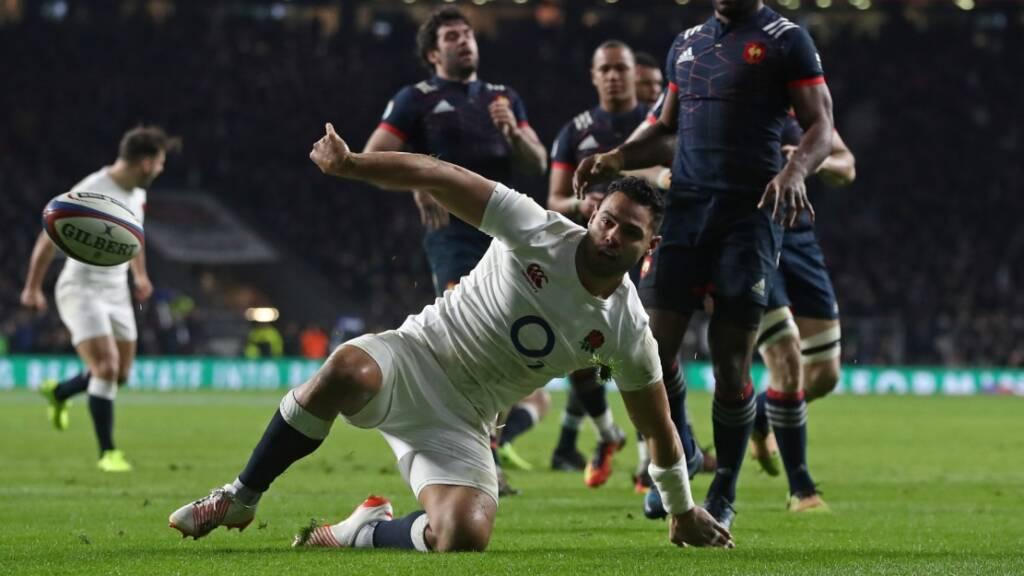 England team to face Italy at Twickenham