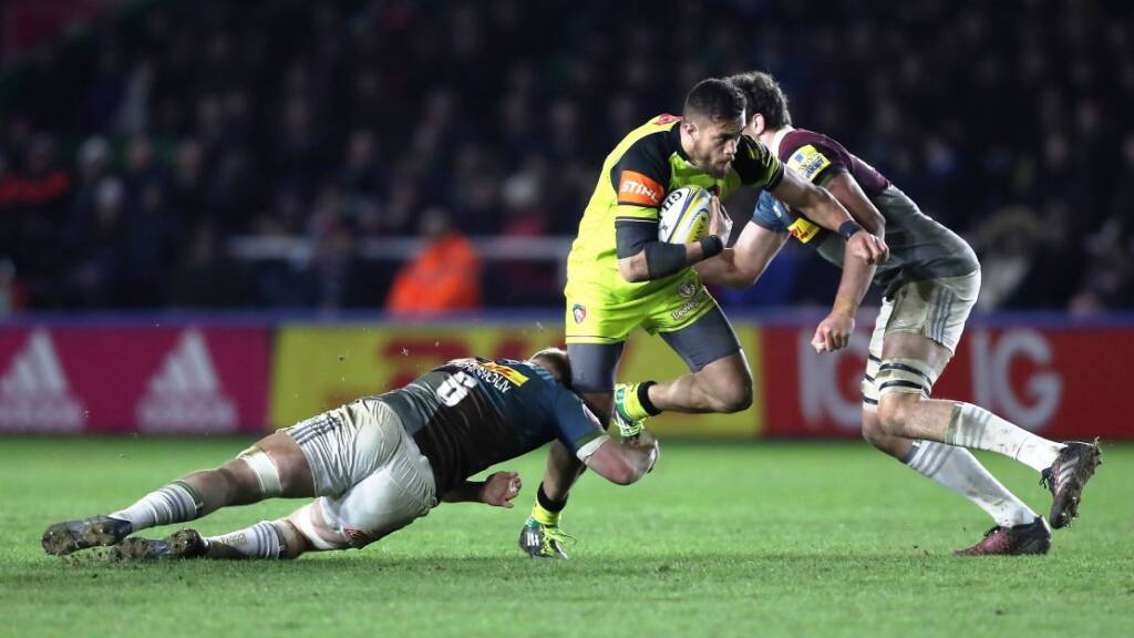 Match Reaction: Harlequins 18 Leicester Tigers 27