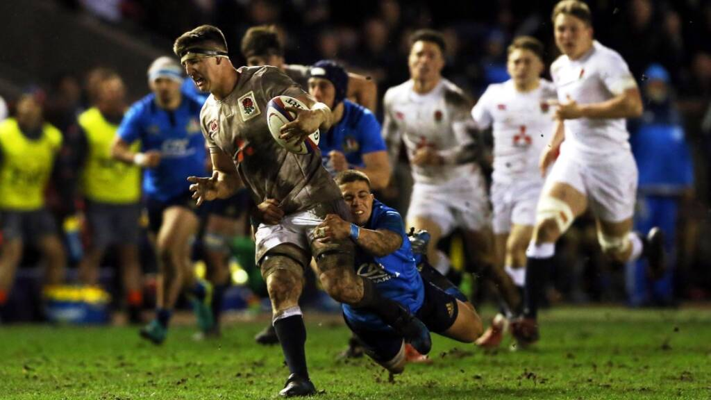 England Under-20 secure impressive bonus-point win over Italy