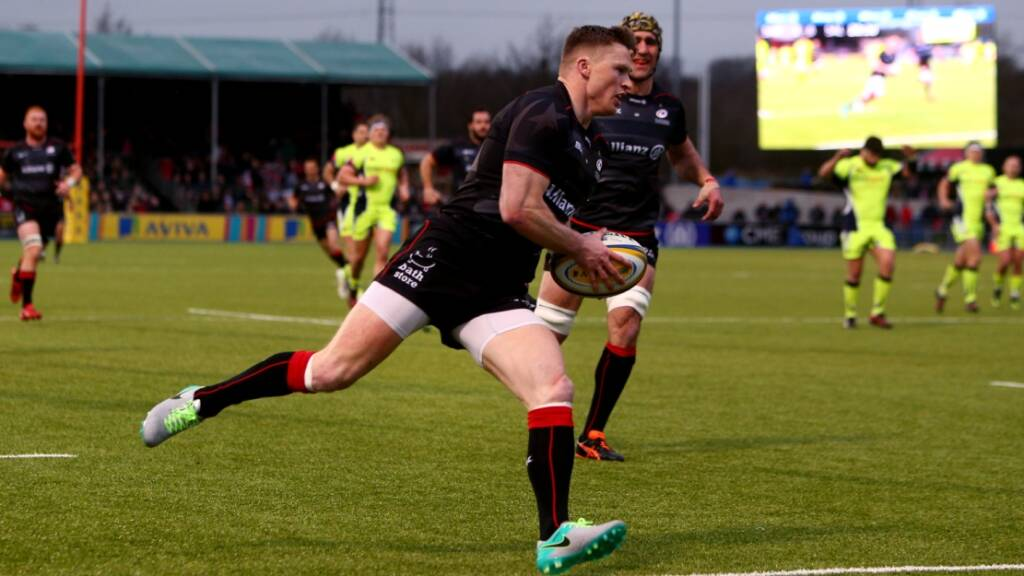 Match Report: Saracens 29 Sale Sharks 18