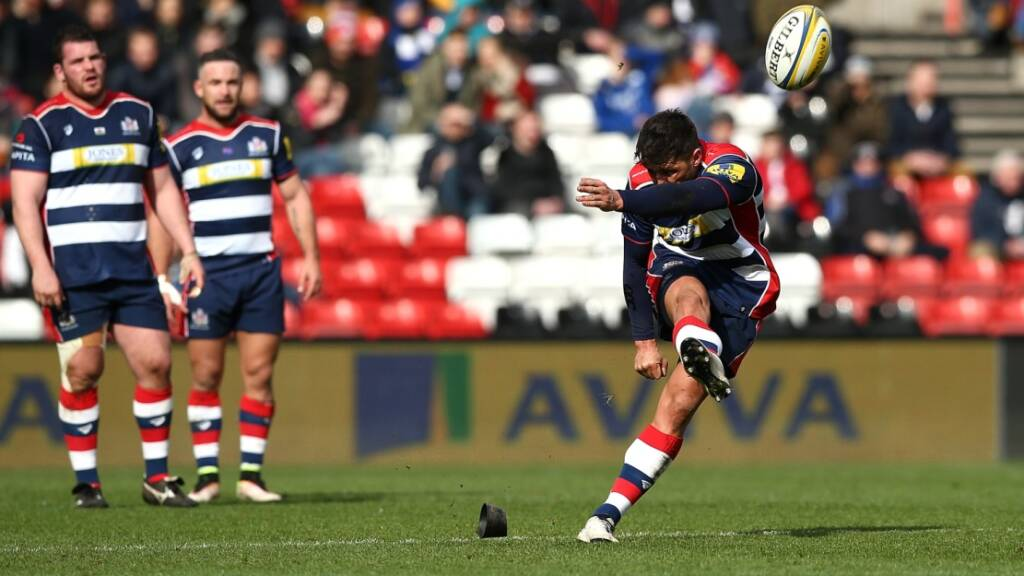 Match Report: Bristol Rugby 12 Bath Rugby 11