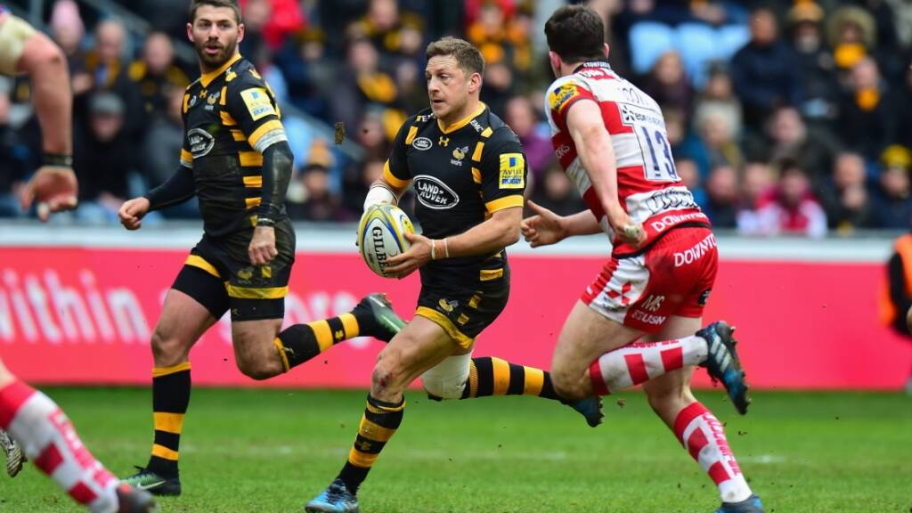 Match Report: Wasps 35 Gloucester Rugby 22