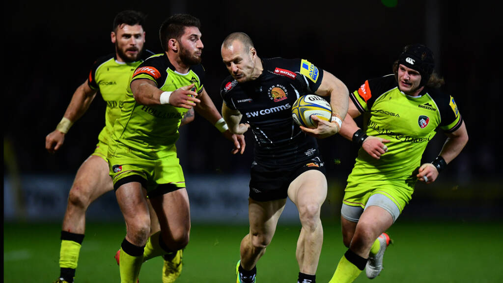 Round 17 Preview: Leicester Tigers v Exeter Chiefs