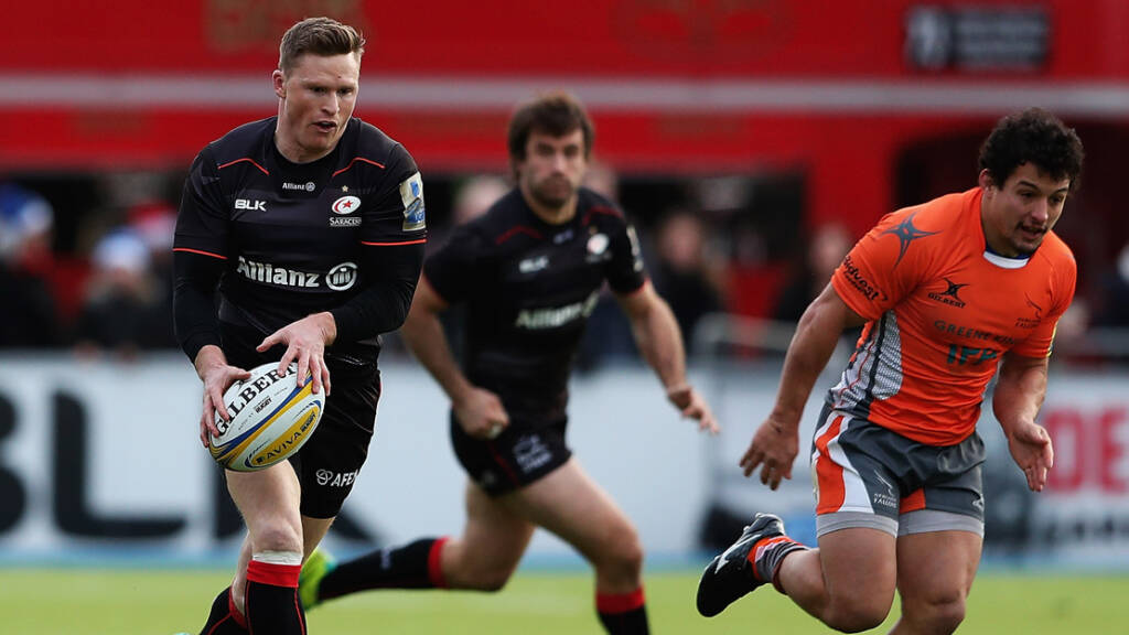 Round 17 Preview: Newcastle Falcons v Saracens