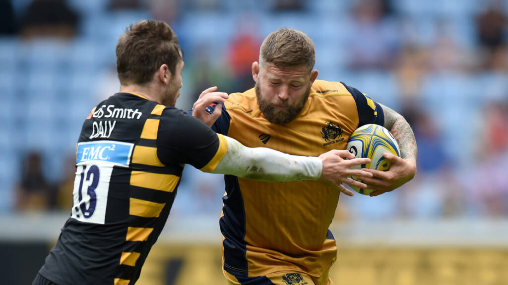 Brooker joins Bath Rugby on loan