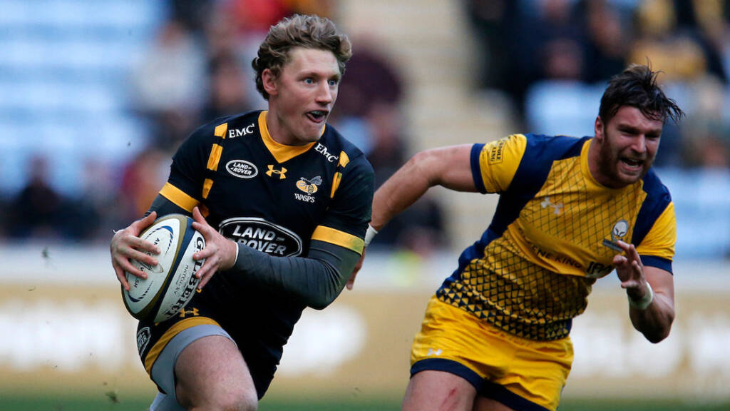Warriors swoop for Wasps' Tom Howe