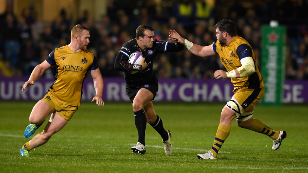 Knight and van Vuuren latest to commit future to Bath Rugby