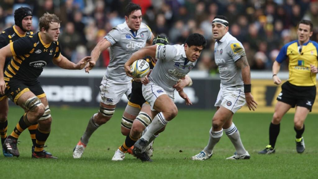 Tapuai relishing date with history for Bath Rugby