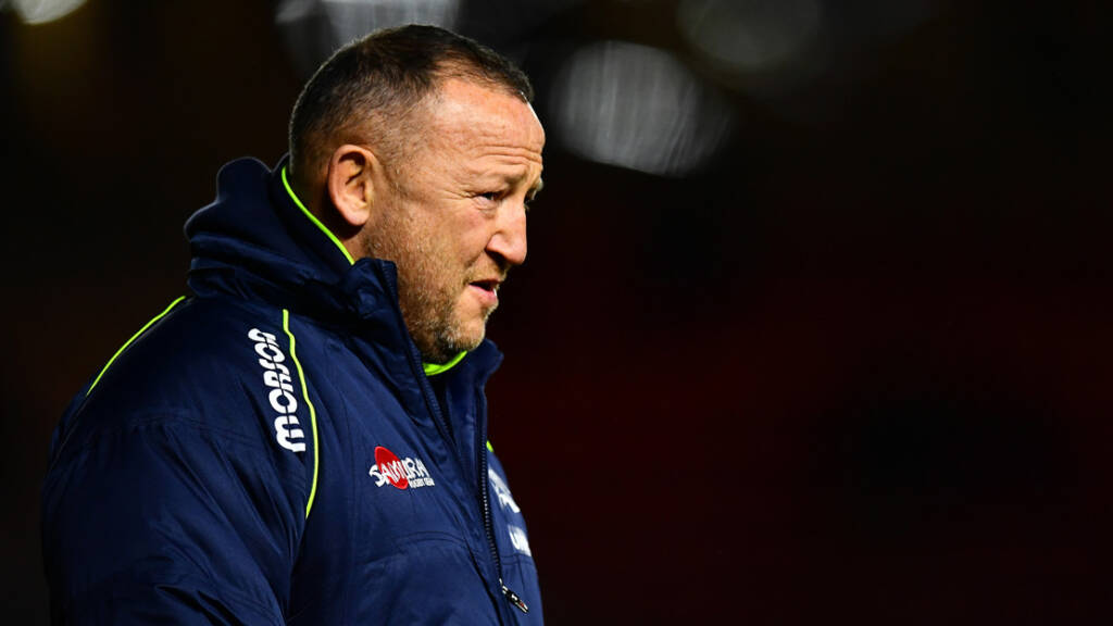 Steve Diamond Looks Ahead To Friday Night against Northampton Saints