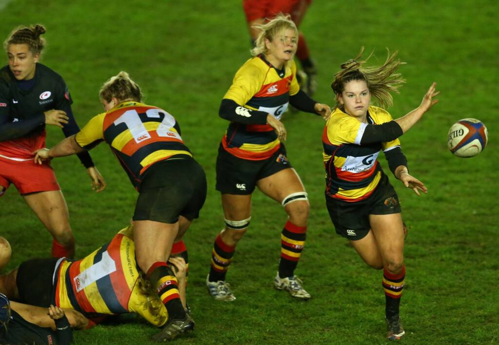 RFU announces ten clubs for new Women's Super Rugby competition