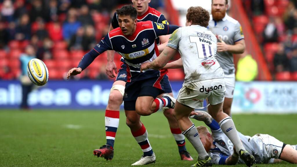 Bristol Rugby's Marc Jones believes Gavin Henson can steer his side to victory over Worcester Warriors