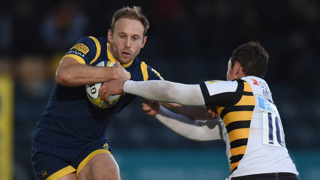 Four changes to Worcester Warriors for Bristol battle