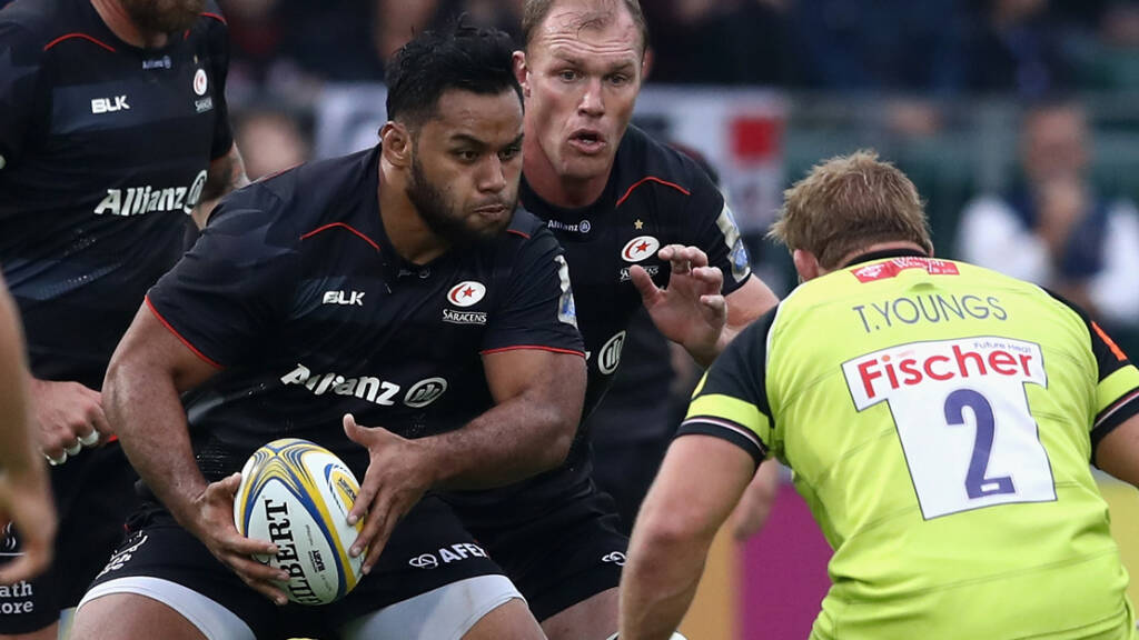 Saracens name side for Newcastle Falcons trip