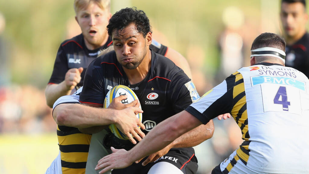 Saracens' Director of Rugby Mark McCall praises medical team for Billy Vunipola return