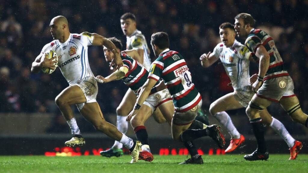 Match Report: Leicester Tigers 15 Exeter Chiefs 34