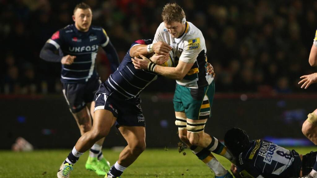 Match Report: Sale Sharks 12 Northampton Saints 32