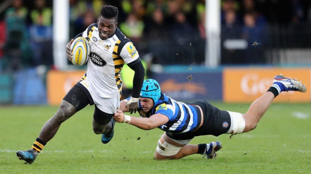 Match Reaction: Bath Rugby 3 Wasps 24