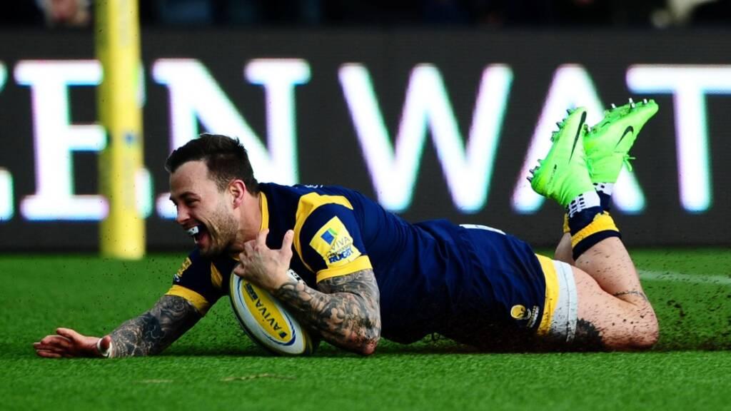 Match Report: Worcester Warriors 41 Bristol Rugby 24