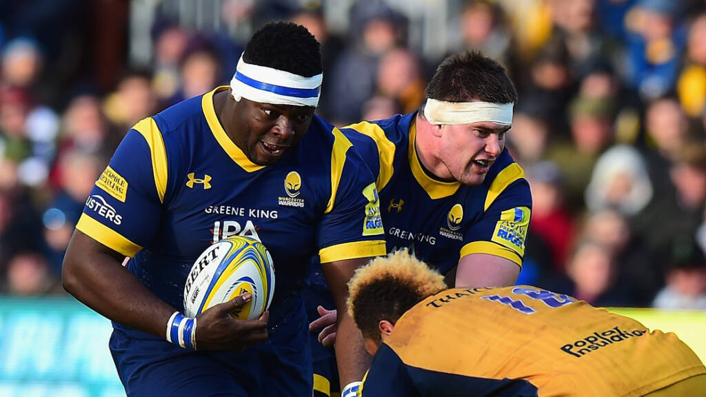 Worcester Warriors v Bristol