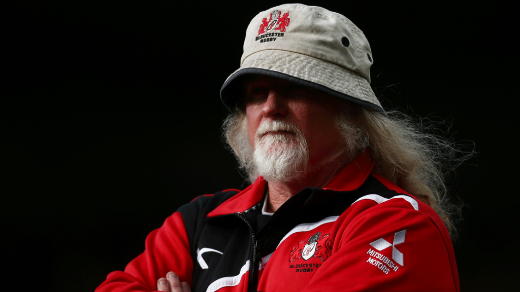 Gloucester Rugby part company with Head Coach Laurie Fisher