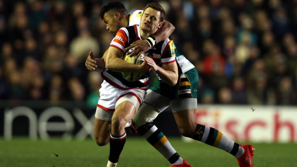 Geordan Murphy backs young Leicester Tigers for Allianz Park stage