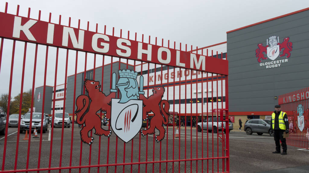CEO Stephen Vaughan says it's business as usual at Gloucester Rugby