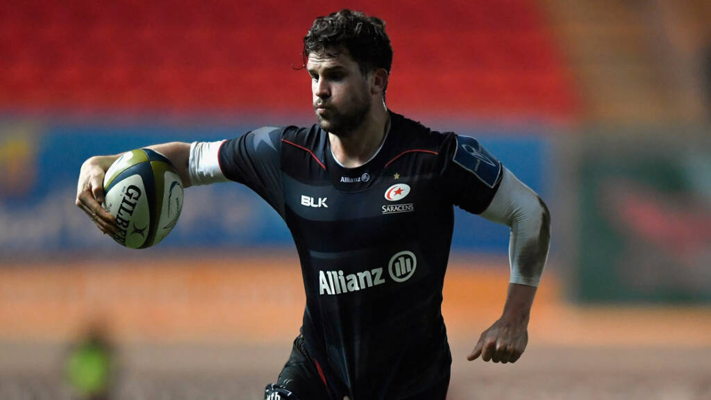 Saracens name team for Anglo-Welsh Cup Semi Final
