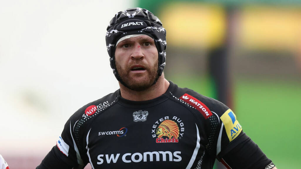 Exeter Chiefs side to face Harlequins in Anglo-Welsh Cup semi-final