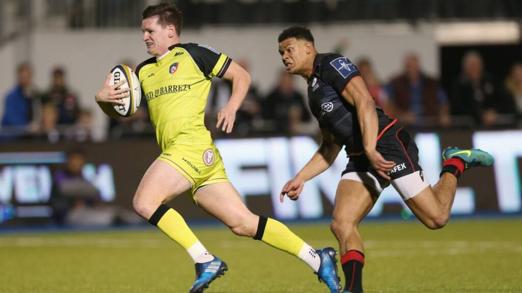 Match Report: Saracens 10 Leicester Tigers 32