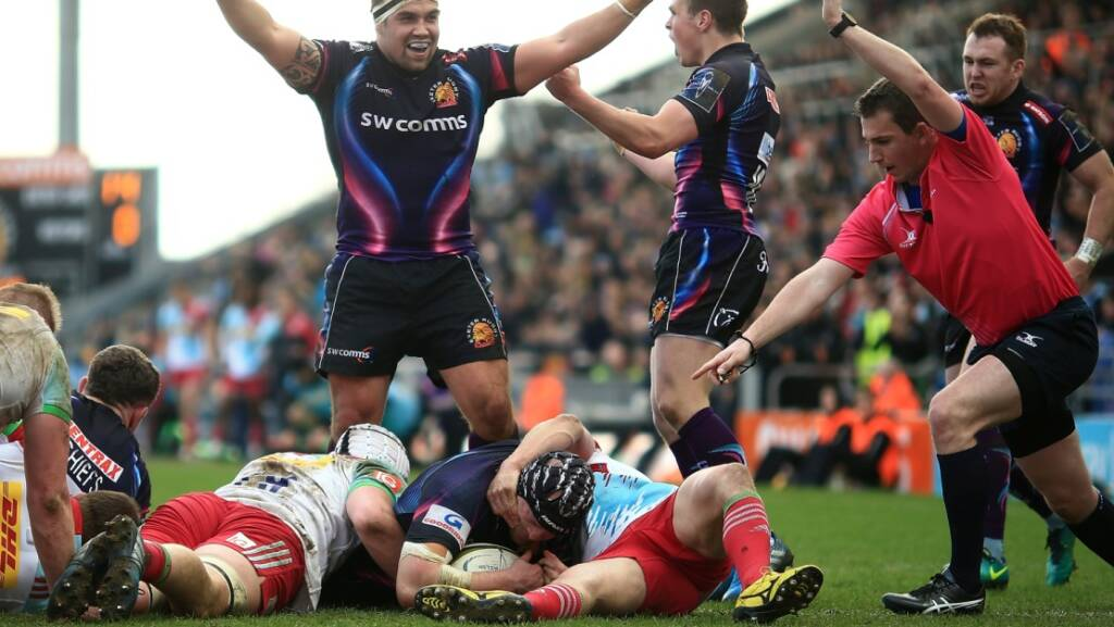 Match Report: Exeter Chiefs 24 Harlequins 7