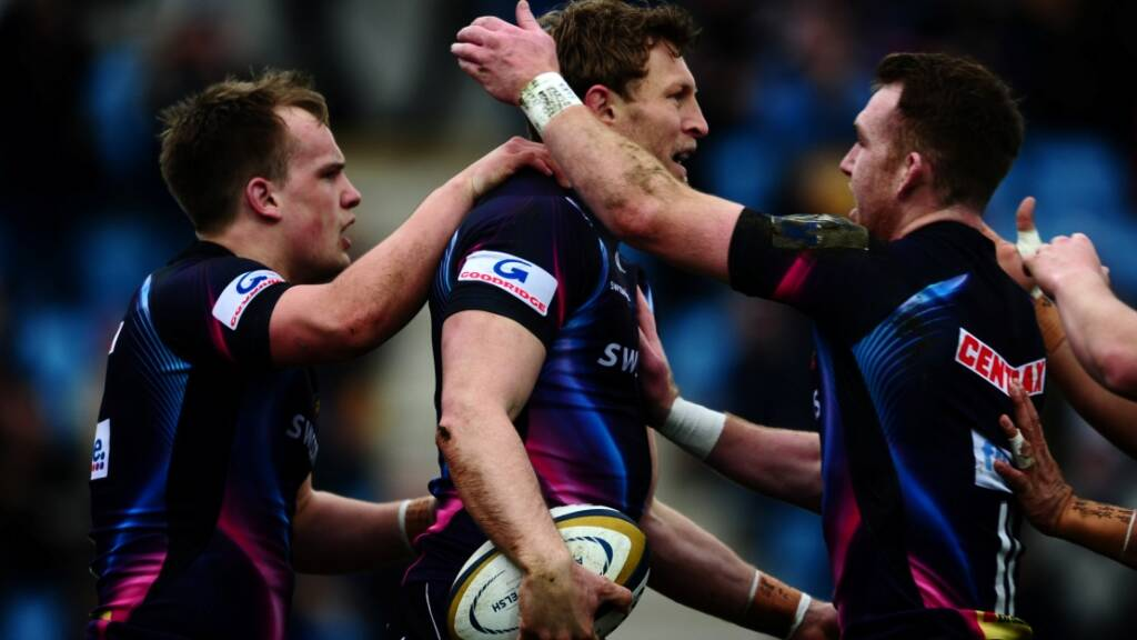 Lachlan Turner delighted as Exeter Chiefs prove a point