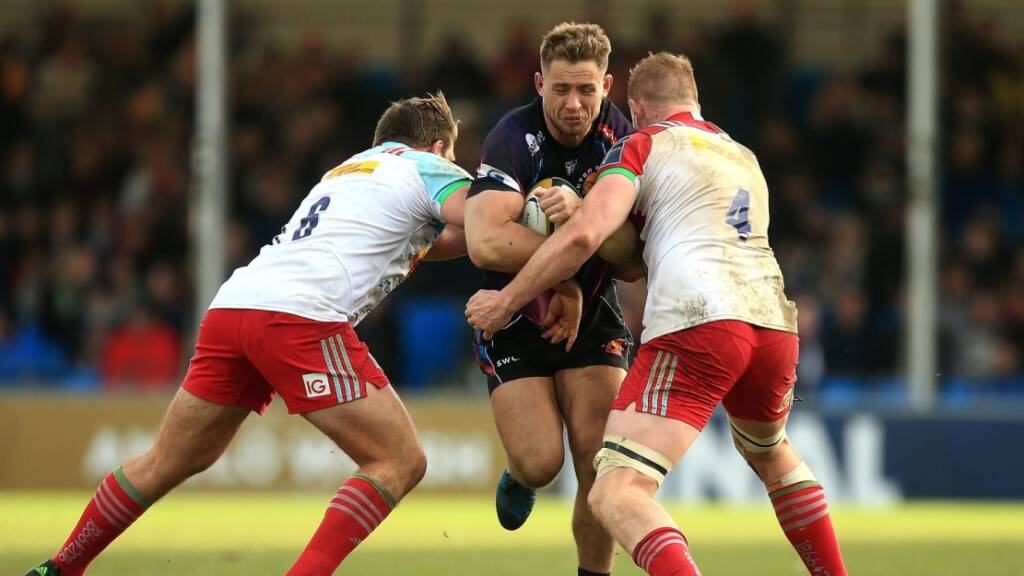 Anglo-Welsh Cup weekend Round-Up