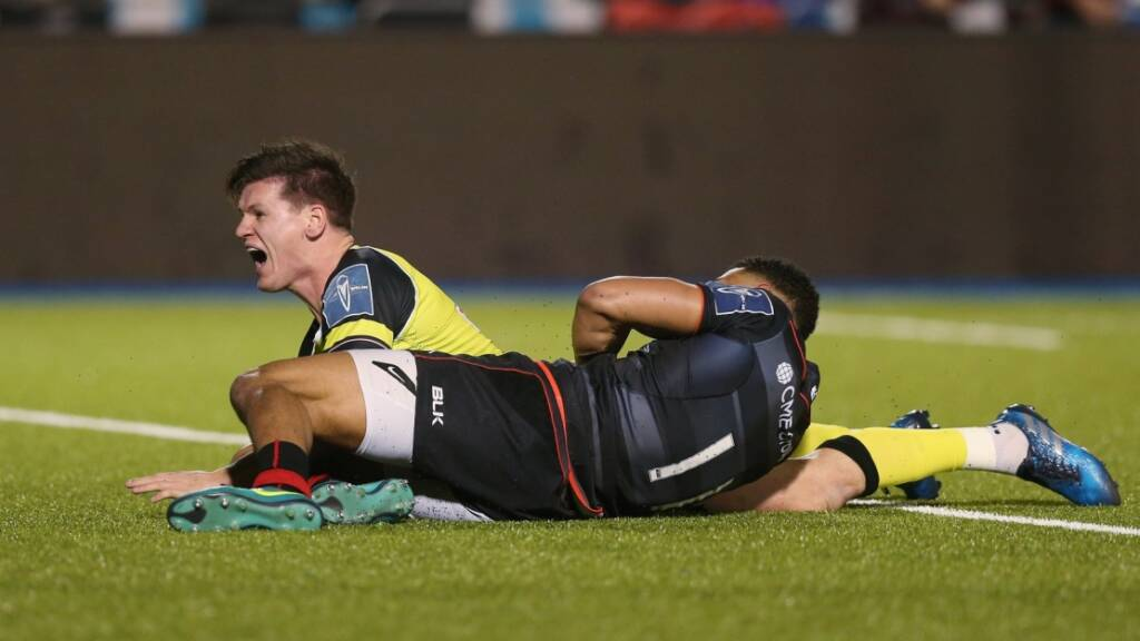 Freddie Burns: Anglo-Welsh Cup is vital for Leicester Tigers